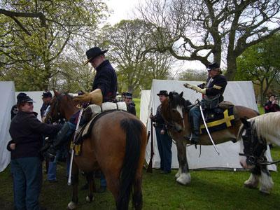 Rockingham Horses