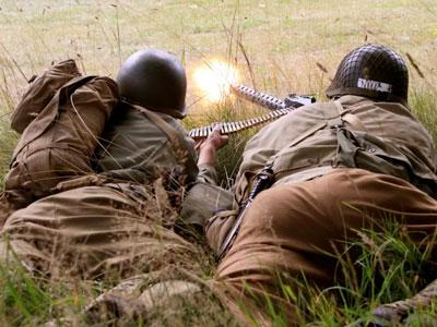 World War 2 Re-enactment